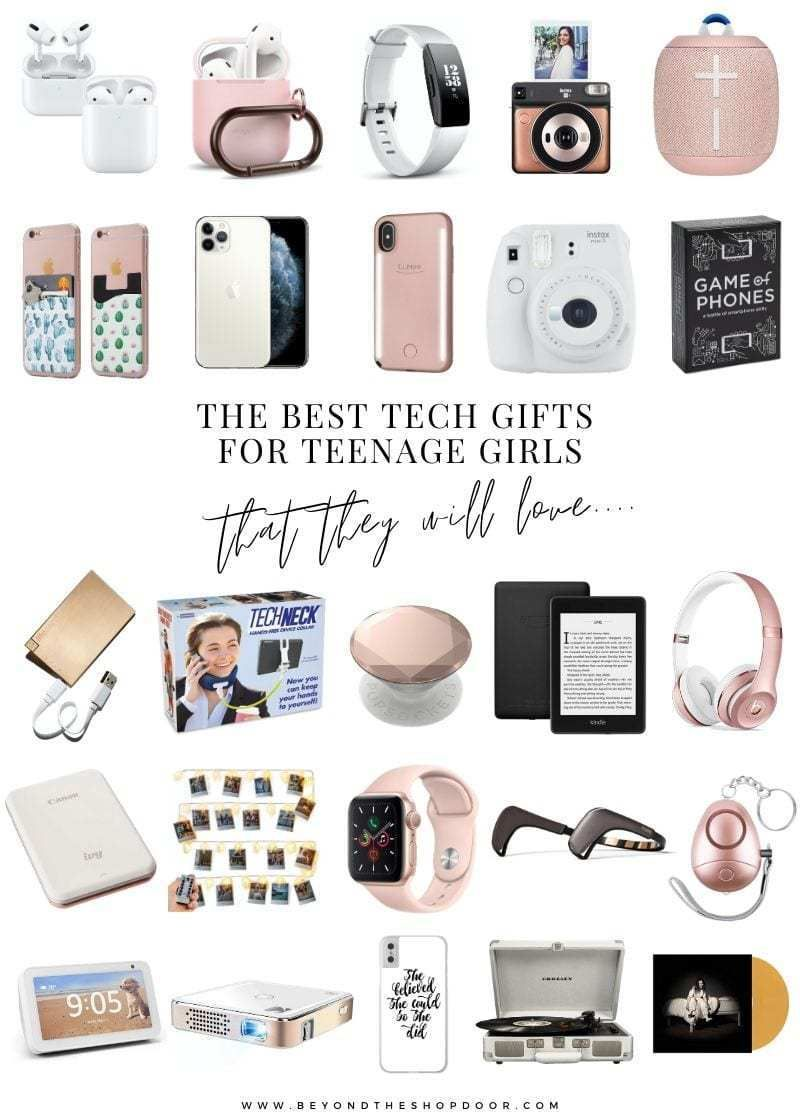 Best Tech Gifts for Teenage Girls in 2019 Beyond The
