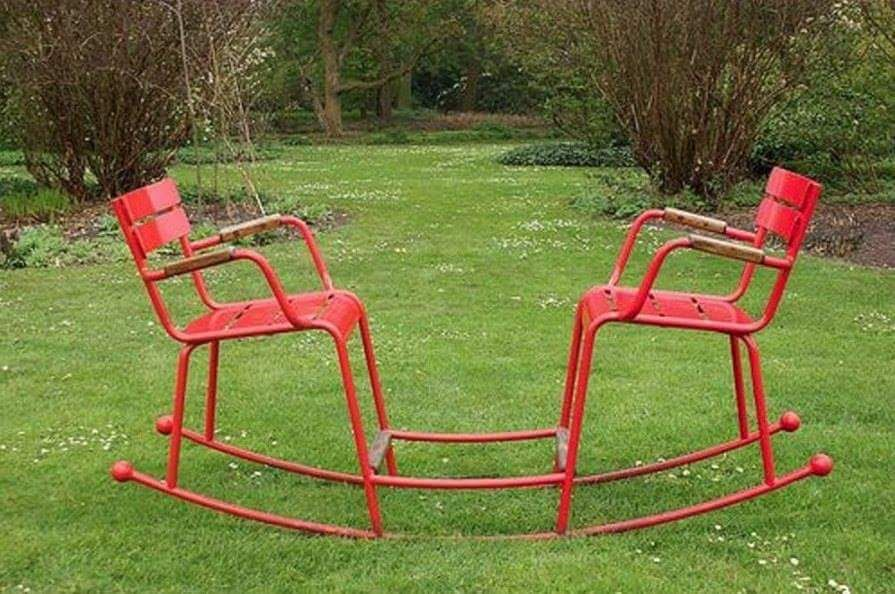Adult Teeter Totter Outdoor Spaces I Want In 2019 Red