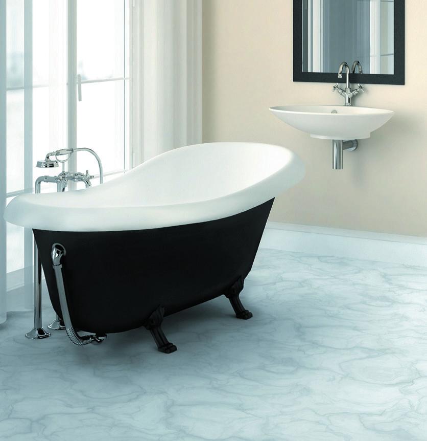 Baignoire Ilot Retro Salles De Bains Pinterest Bathroom