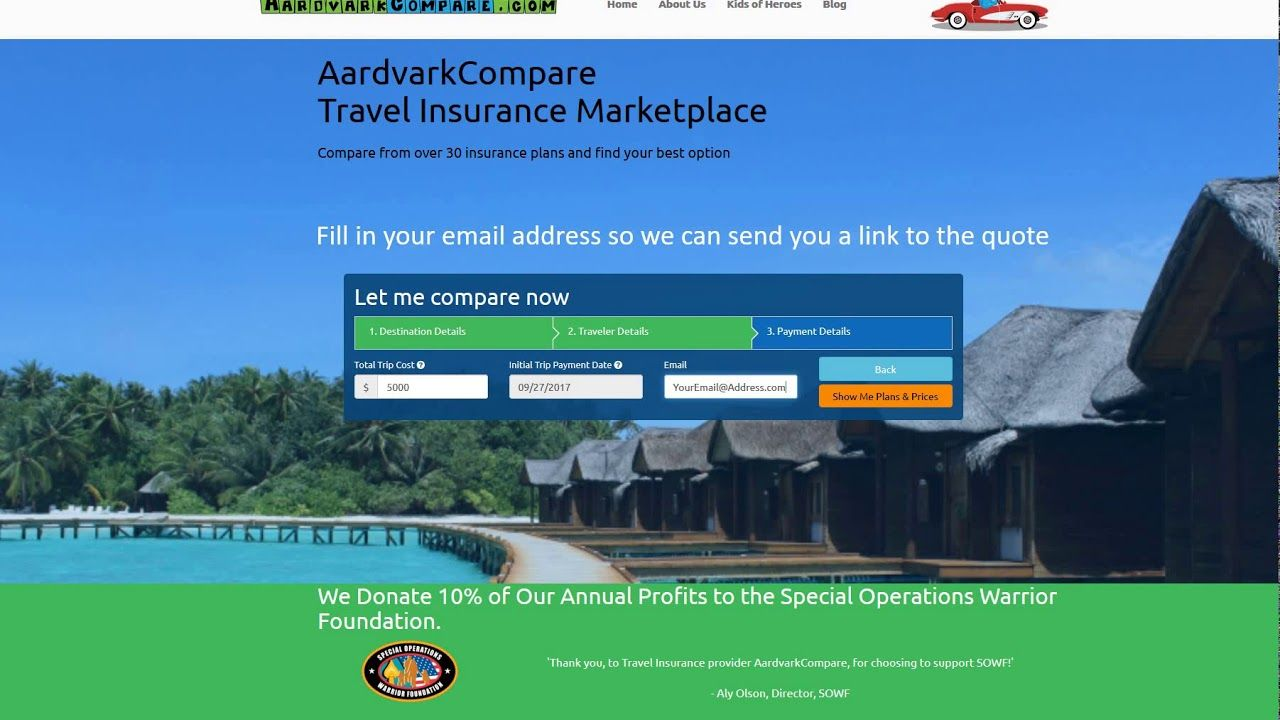 Travel Insurance with PreExisting Medical Condition
