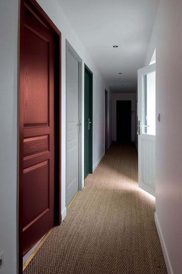 Deco Peinture  Le Coup De Pinceau Qui Change Tout  Hallway Colors