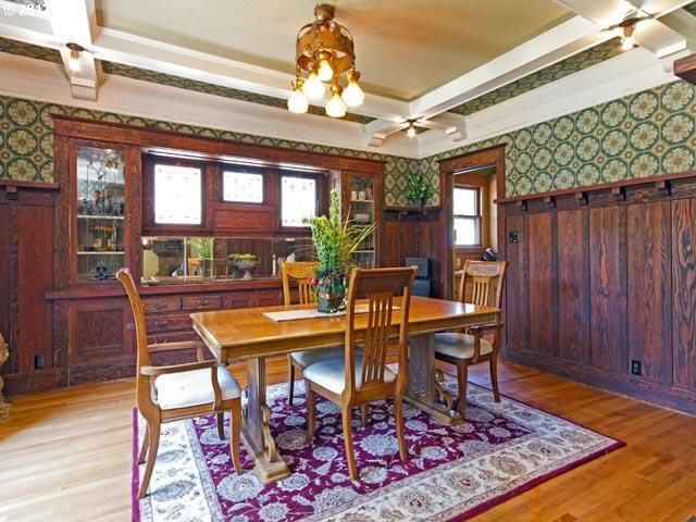 2732 Ne 15th Ave Portland Or 97212 6 Beds 3 5 Baths Craftsman Dining Room Craftsman Style Homes Craftsman Interior