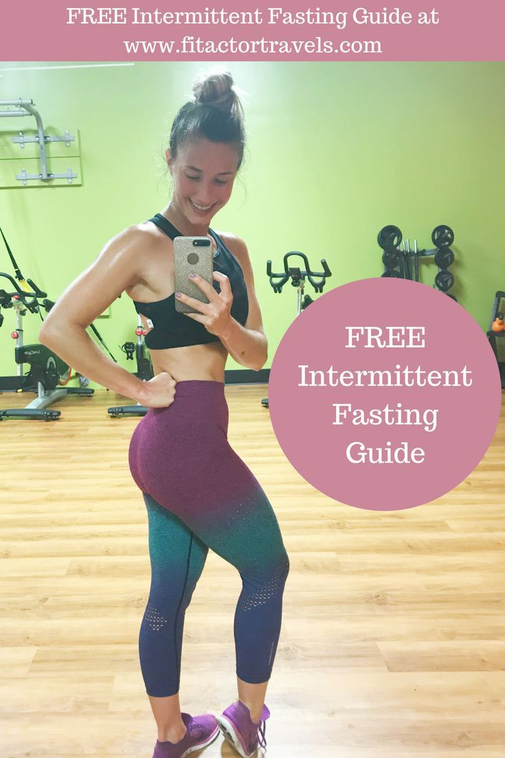 repin and click through for my free guide about intermittent fasting