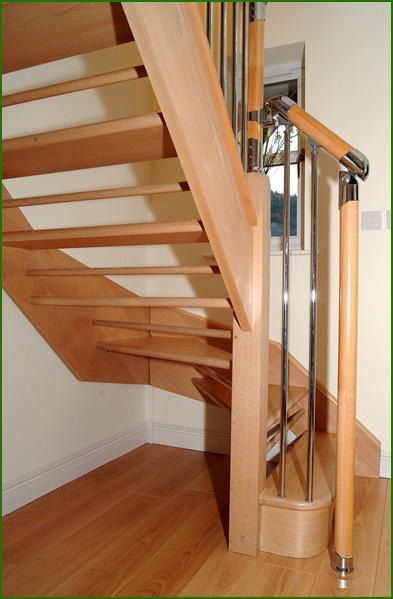 Chrome And Nickel Fusion Staircase Staircase Chrome Stairs