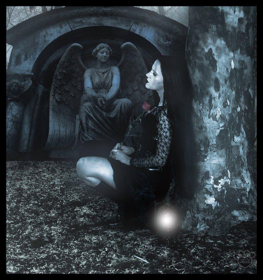 'The Dark Caress' by SilentFuneral