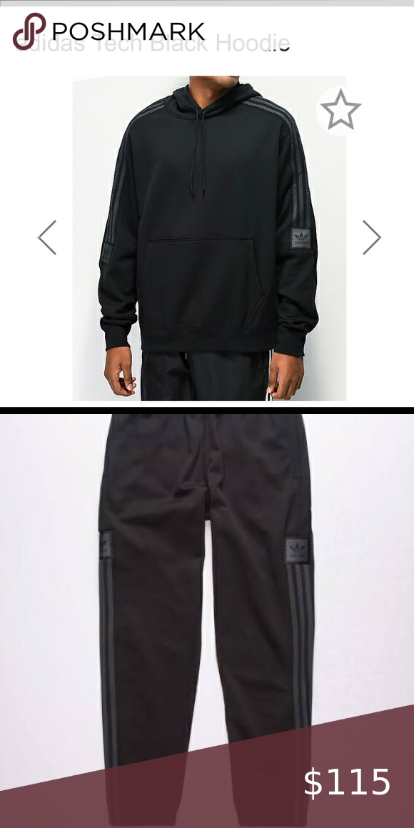 adidas tech suit