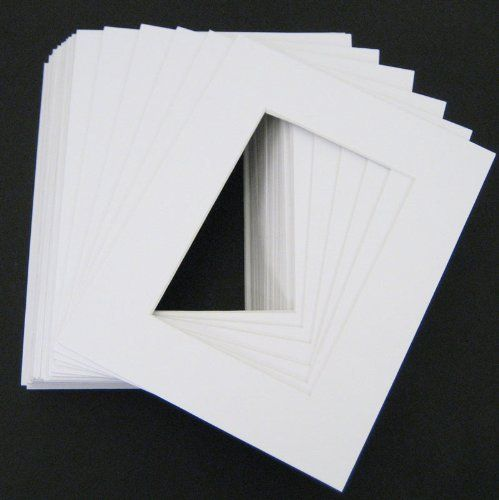 Pack Of 50 White 16x20 Mats For 12x18 Photo Backing Bags Be Sure To Check Out This Awesome Product Matting Pictures White Picture Picture Frame Mat