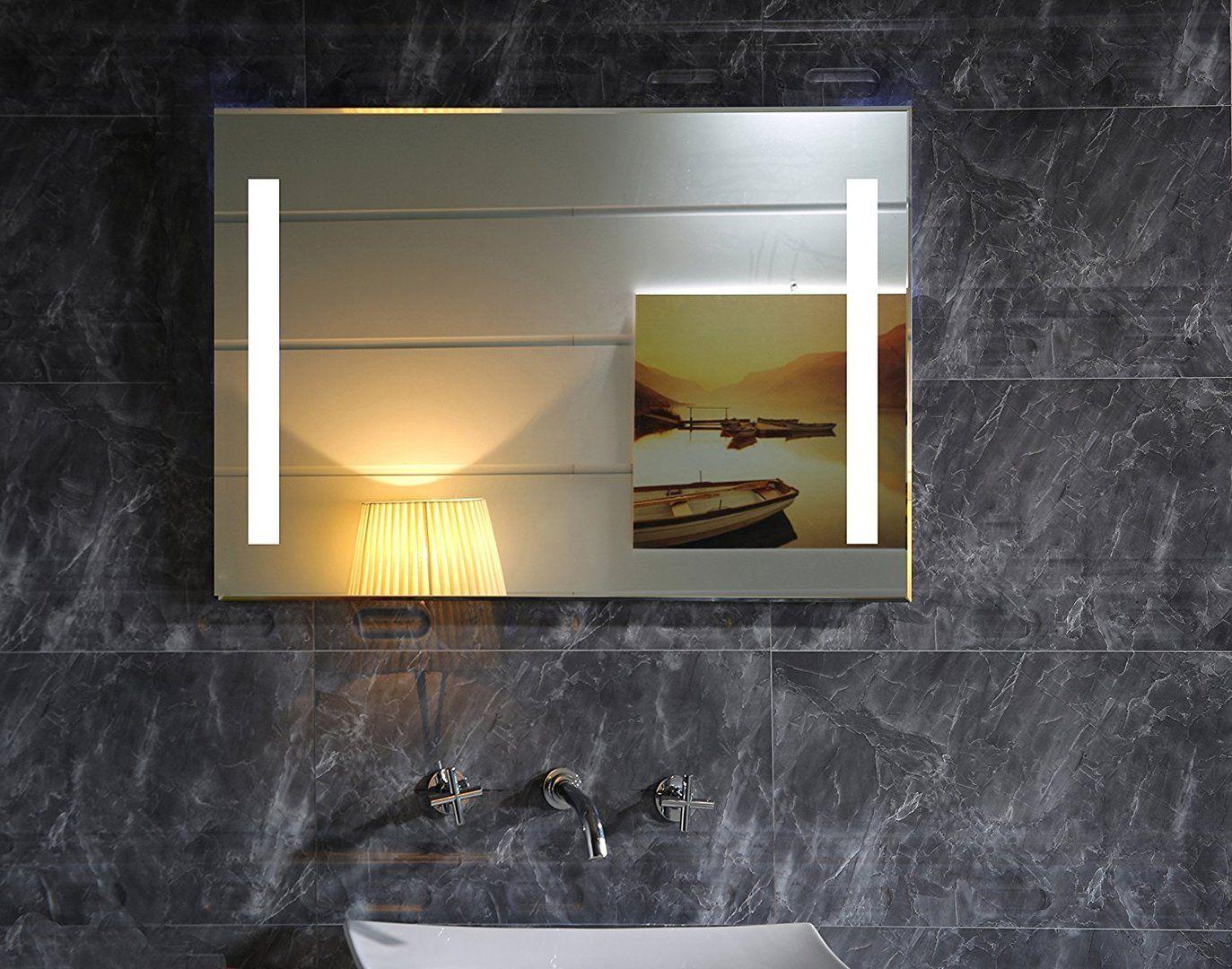 Led Lichtspiegel Hameln Badezimmer Badspiegel
