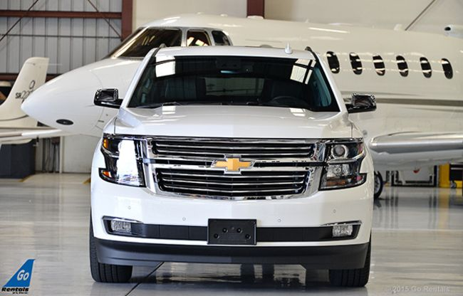 At Go Rentals Our Fleet Of Chevrolet Suburban Is In Superb
