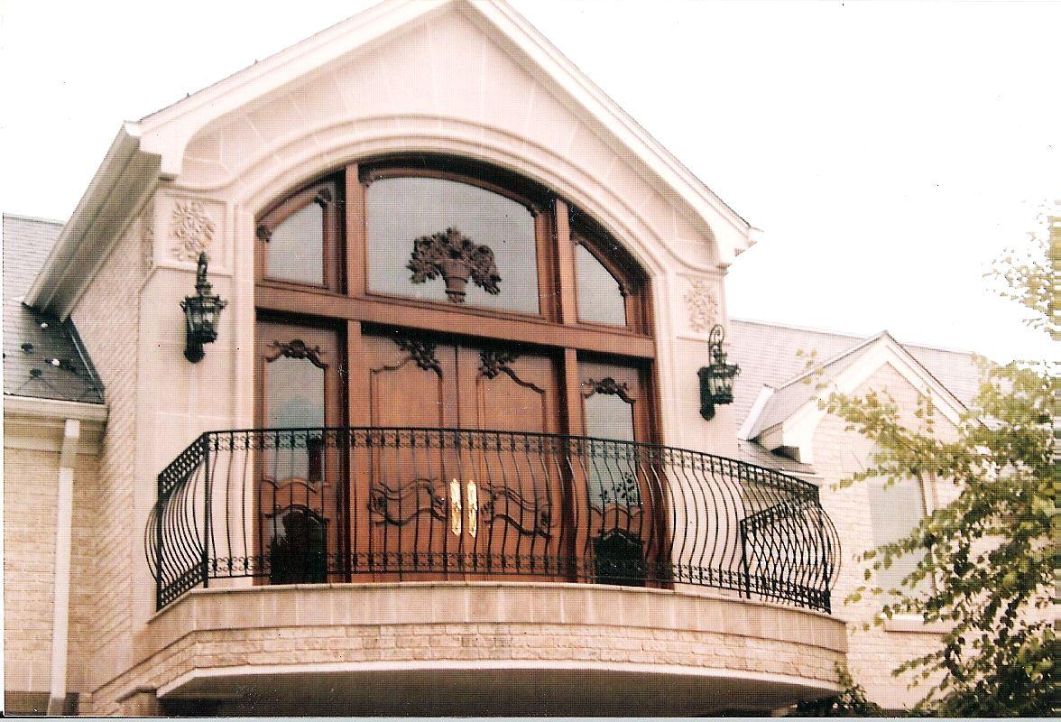 Outside windows for homes - House