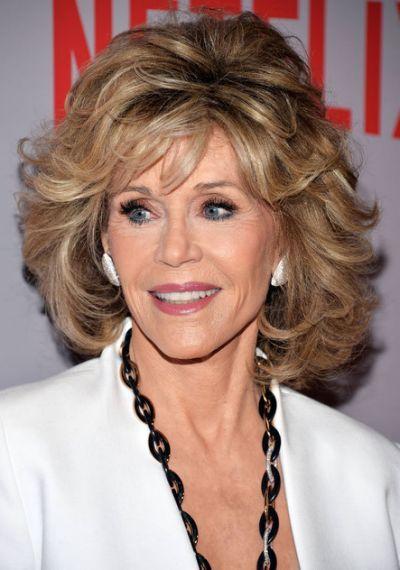 Jane Fonda Looks As Youthful As Hair In 2019 Jane Fonda