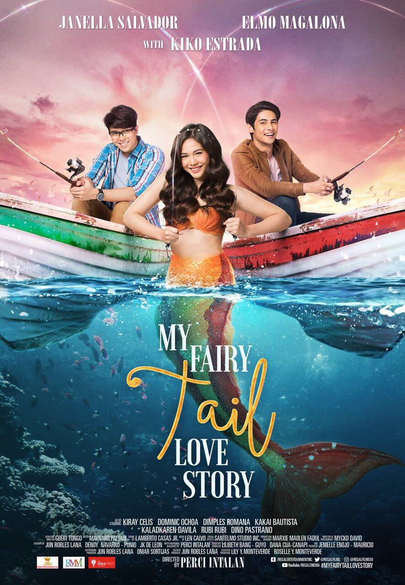 A Fairy Tail Love Story 2018 Funny Film Philippine Cinema