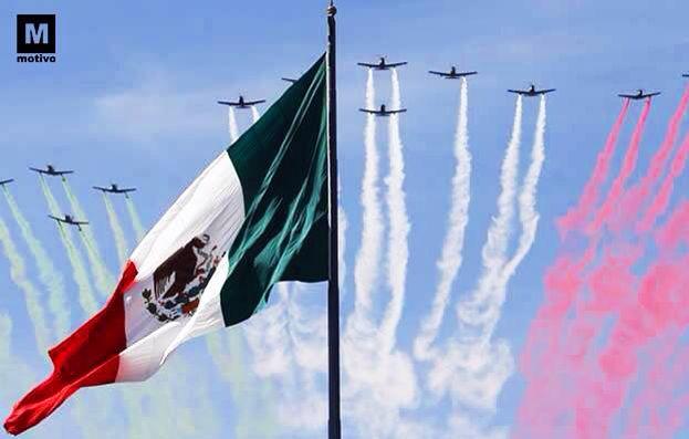 #VivaMéxico