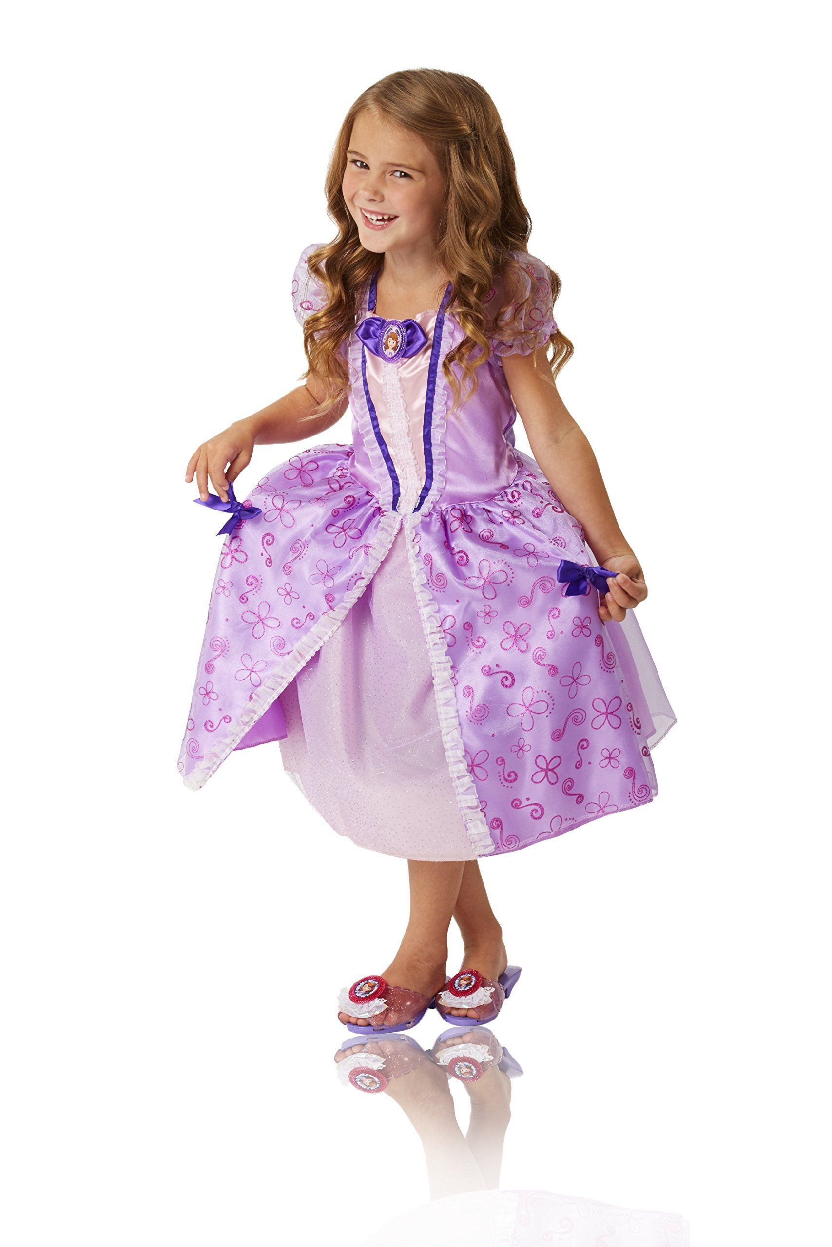 sofia the first royal curtsy dress - nan | kids christmas list 2015
