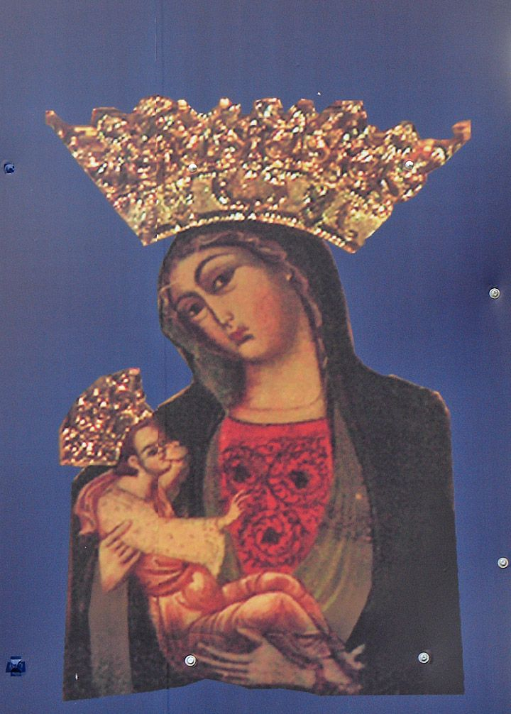 Remarkable, Titles of the blessed virgin mary topic