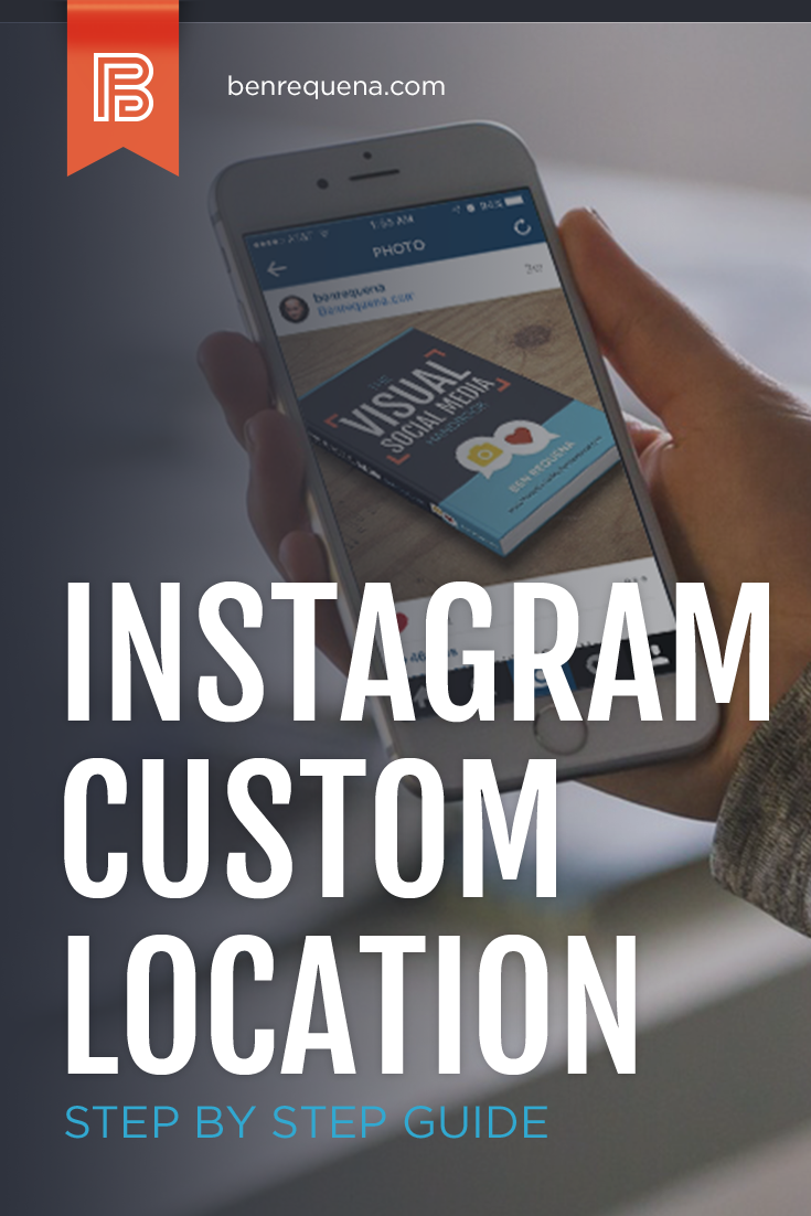 How to add a custom location on instagram app create and instagram how to add a custom location on instagram ccuart Images