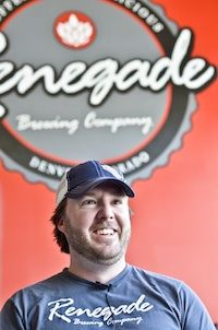Meet the Brewer: Brian O'Connell, Renegade Brewing Company | 5280