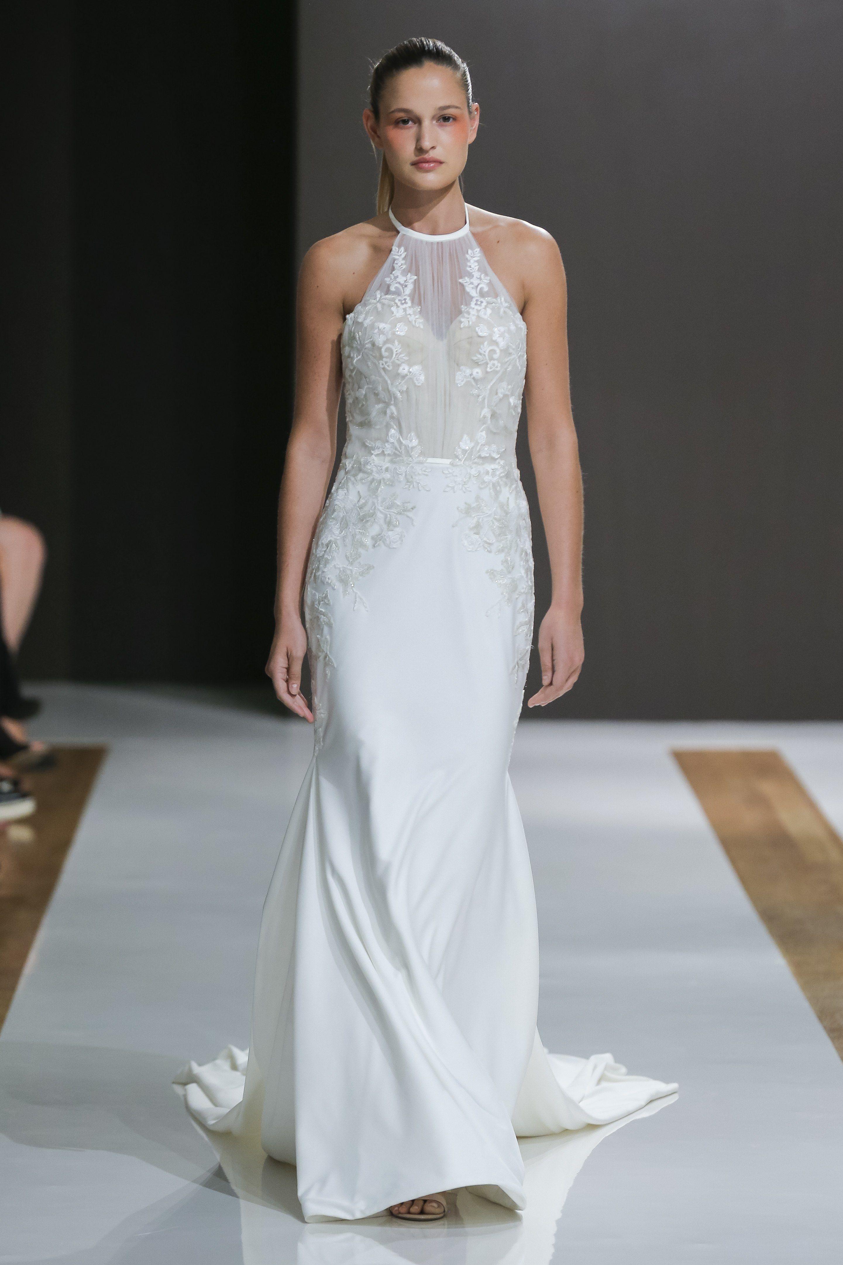 Mark Zunino Bridal & Wedding Dress Collection Fall 2018 | Brides ...