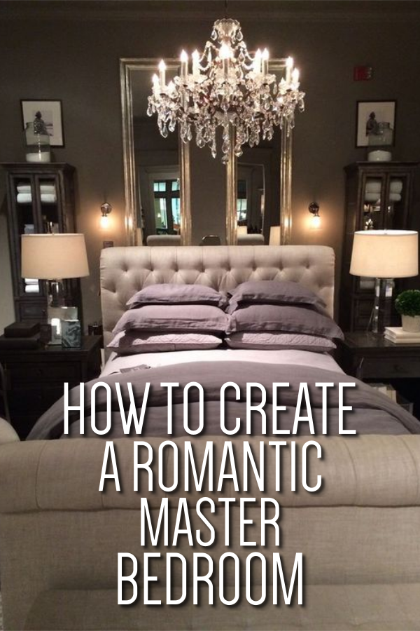 12 Beautiful Romantic Bedroom Ideas is part of Romantic Cozy Living Room - I'm sharing some of the most romantic bedrooms plus giving you tips to achieve these looks without breaking the budget  Pin for later or share