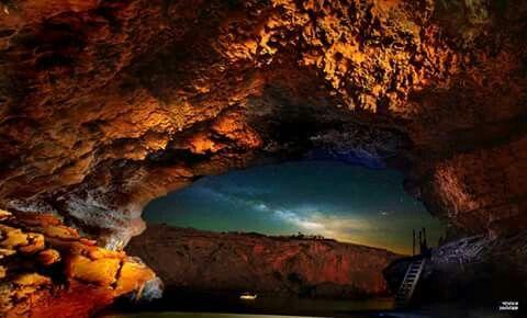 La Cueva De La Luz Natural Landmarks Landmarks Ibiza
