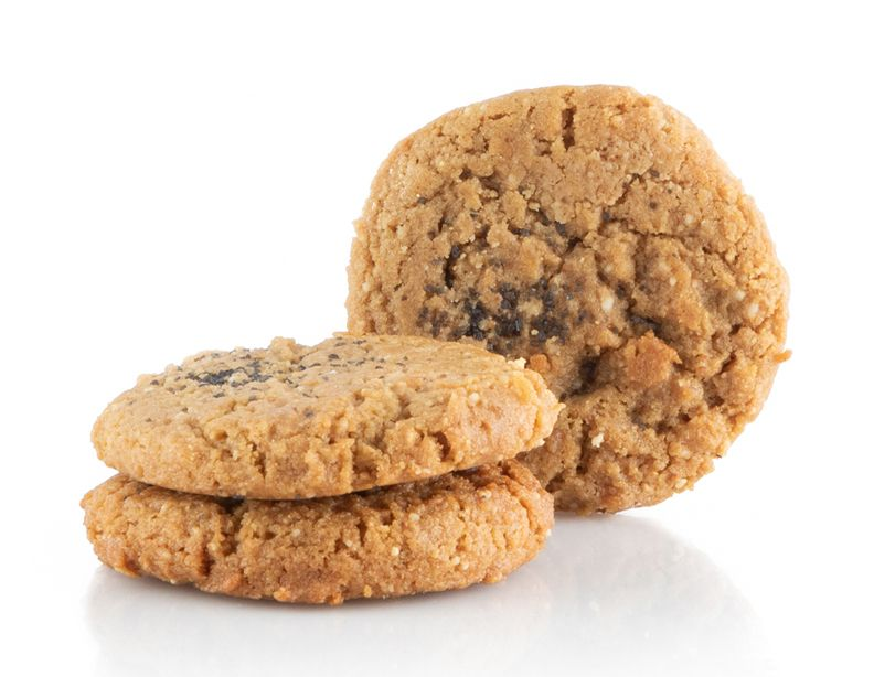November Is For New Snacks Our 3 New Vegan Cookies A 3 Pack Of Goodness Packs 36 Gms Of Protein On Sale Fresh Baked Cookies Vegan Cookies World Vegan Day