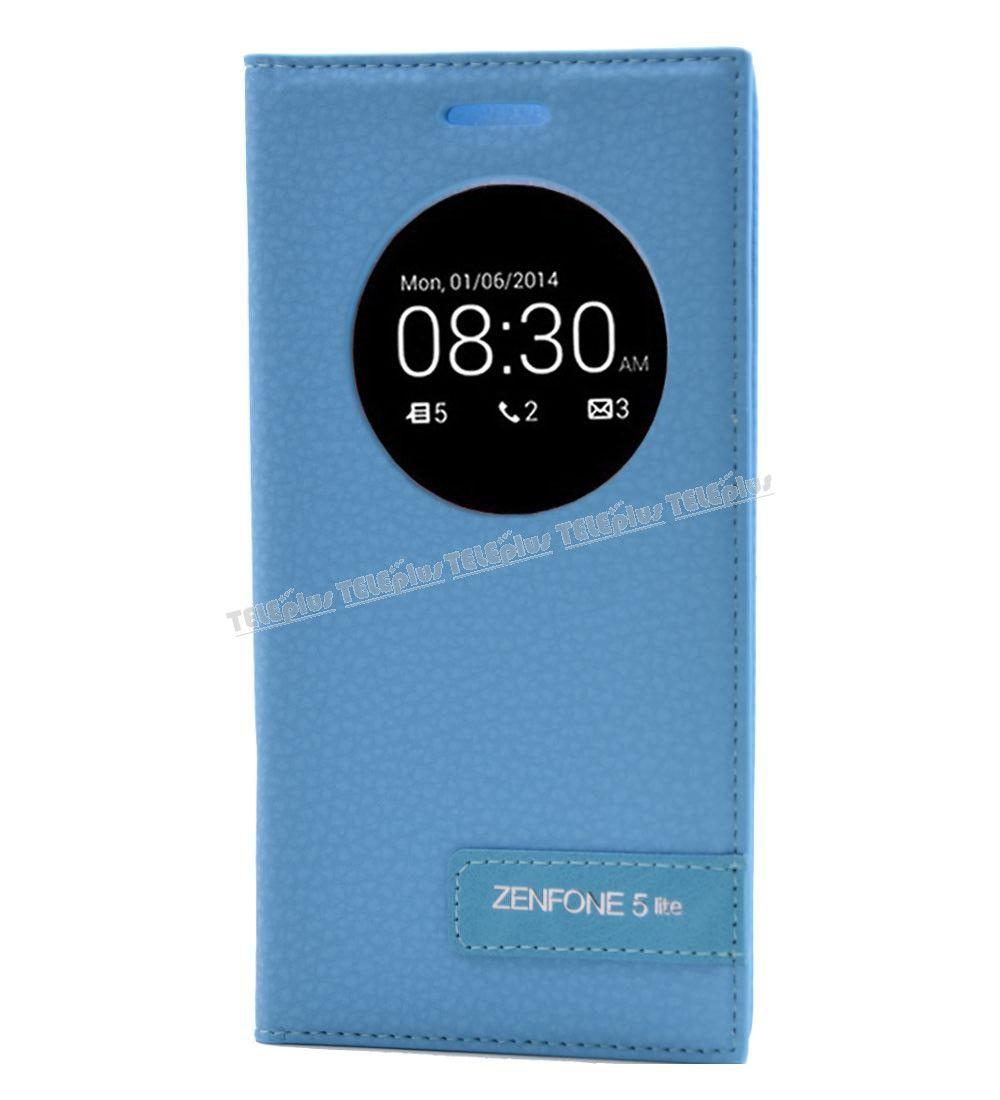 Asus Zenfone 5 Lite Pencereli Kılıf Turkuaz -  - Price : TL29.90. Buy now at http://www.teleplus.com.tr/index.php/asus-zenfone-5-lite-pencereli-kilif-turkuaz.html