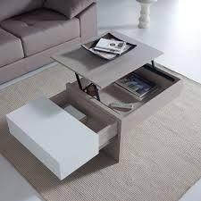 Resultat De Recherche D Images Pour Table Basse Qui S Ouvre Table Basse Relevable Table Basse Mobilier De Salon