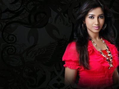 Shreya Ghoshal Hd Wallpapers Free Download Indian Beautiful Girls