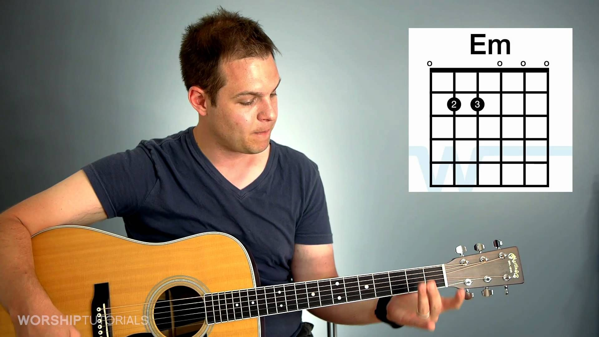 Guitar lesson how to play chords in the key of g g c