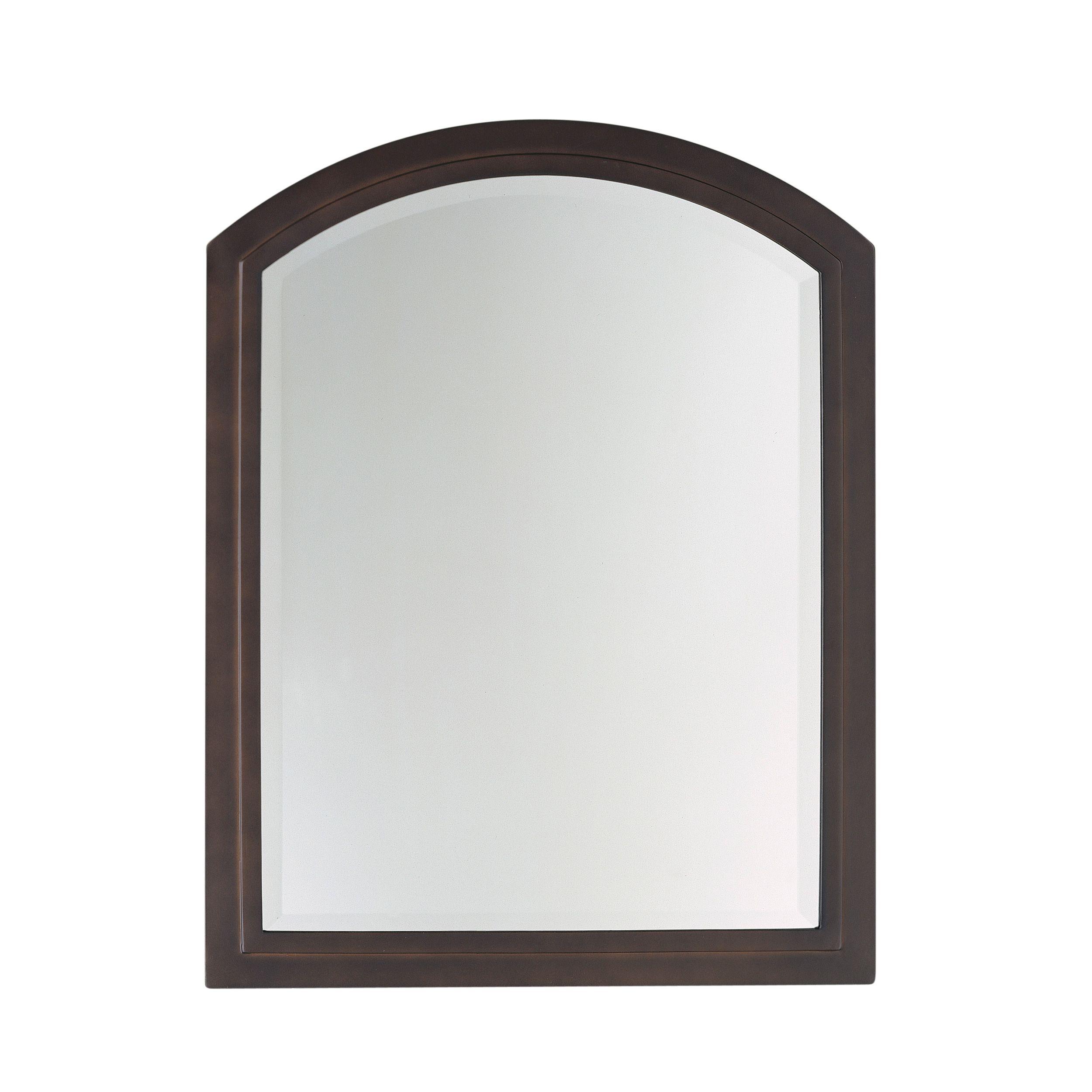Feiss Mr1042orb Boulevard Oil Rubbed Bronze Beveled Mirror Mirror Beveled Mirror Bronze Mirror