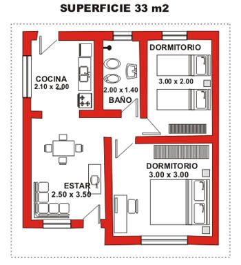 Planos de complejo de caba as buscar con google home pinterest house smallest house and - Planos de viviendas ...