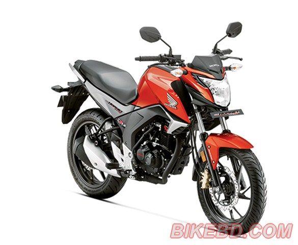 honda cb hornet 160r price in bangladesh model: cb hornet 160r