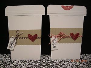 handmade greeting cards stampin up valentines coffee cup 3d - Stampin Up Valentine Cards