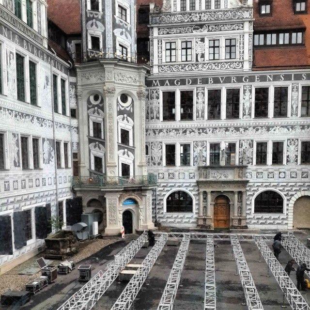 Historisches Grunes Gewolbe Wonders Of The World Dresden Germany Travel