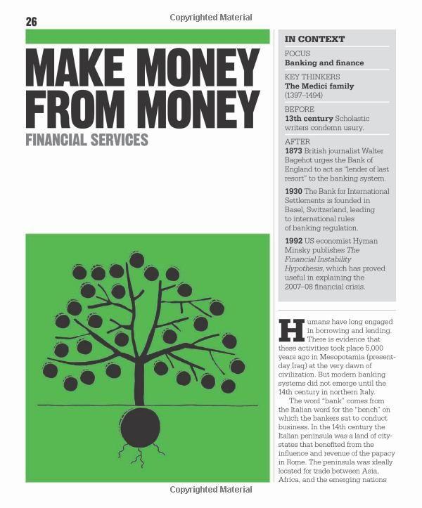 The Economics Book Dk Publishing 9780756698270 Books Economics Books Books Economics