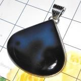 HUGE CHUNKY CLOSE OUT WHOLESALE SILVER PENDANTS gram Banded onyx  By Shaurya International