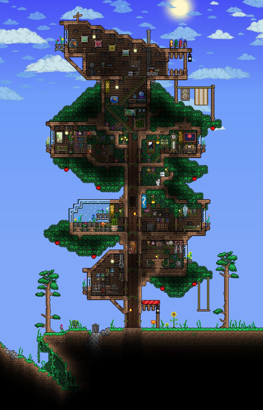Treehouse Png