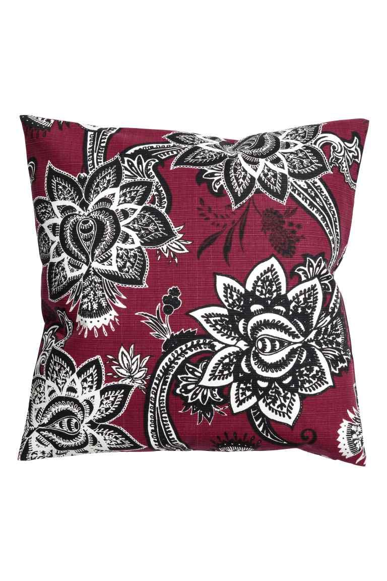 paisley cushion cover h m ideas for the house housse. Black Bedroom Furniture Sets. Home Design Ideas
