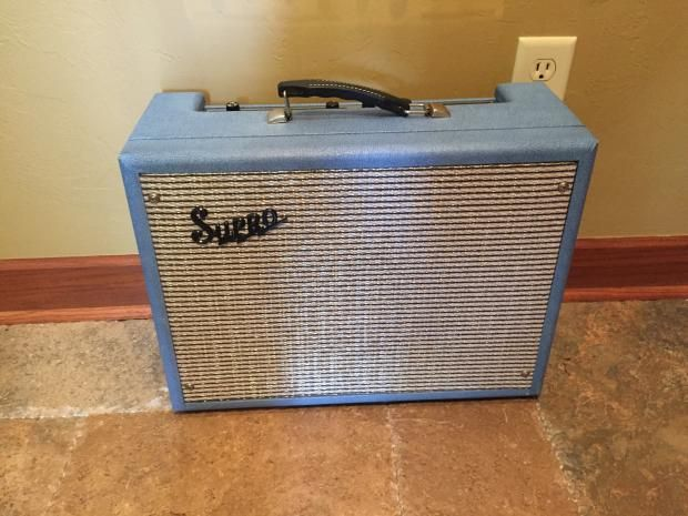 Supro 16T 5W 1x8 Combo | Amps & Tubes | Marshall speaker