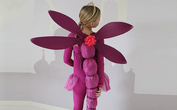 Photo of DIY Dragonfly Costume | maskerix.com