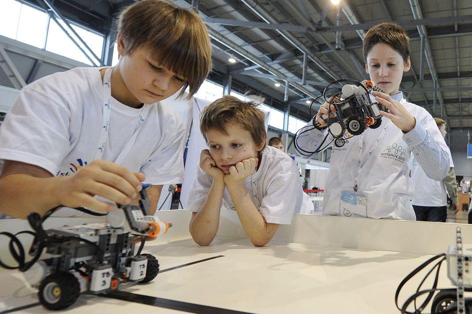 Competición nacional de robots