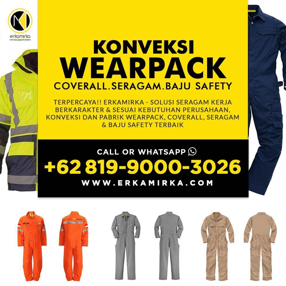 Jasa Pembuatan Mockup: Celana Wearpack, Celana Wearpack Kerja, Celana Wearpack