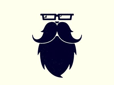 cc73f08fd3a444 Beard1_copy Mr Beard, Beard Art, Beard No Mustache, Beard Logo, Beard Rules