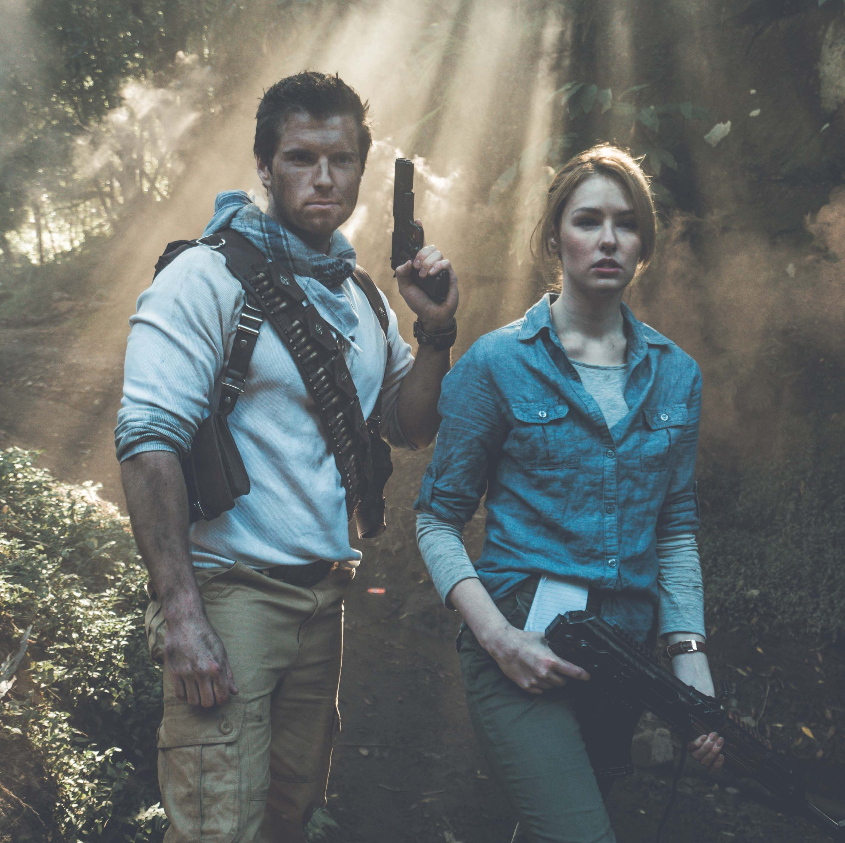 Uncharted Nathan Drake Elena Fischer 5 Uncharted Nathan