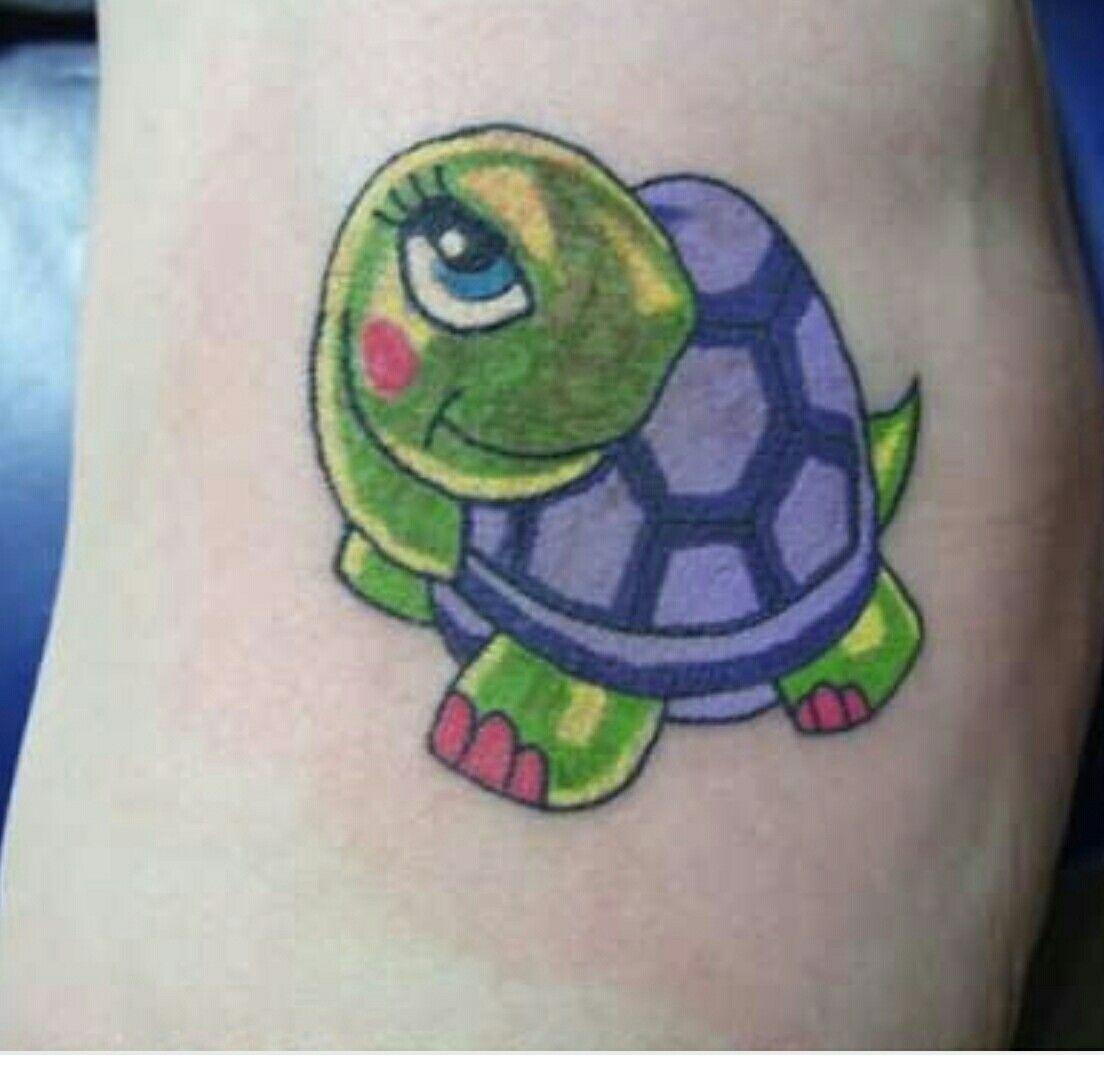 Cute Turtle Tattoo Turtle Tattoo Designs Turtle Tattoo Tattoos