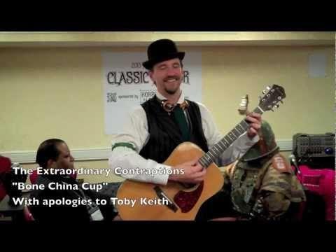 Bone China Cup song