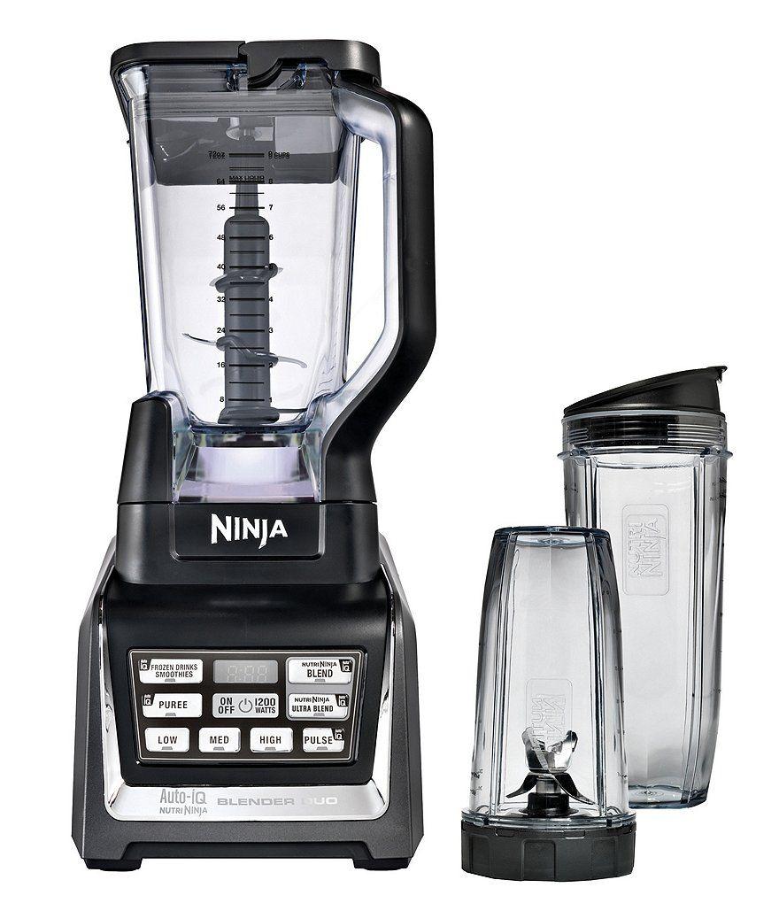 Ninja Nutri Ninja Blender Duo with AutoiQ Ninja blender