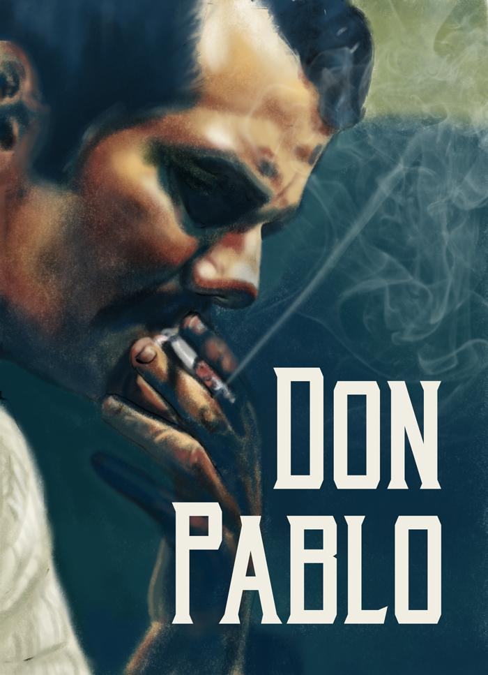 Pablo Escobar Don Pablo Escobar Narcos Poster Pablo Escobar