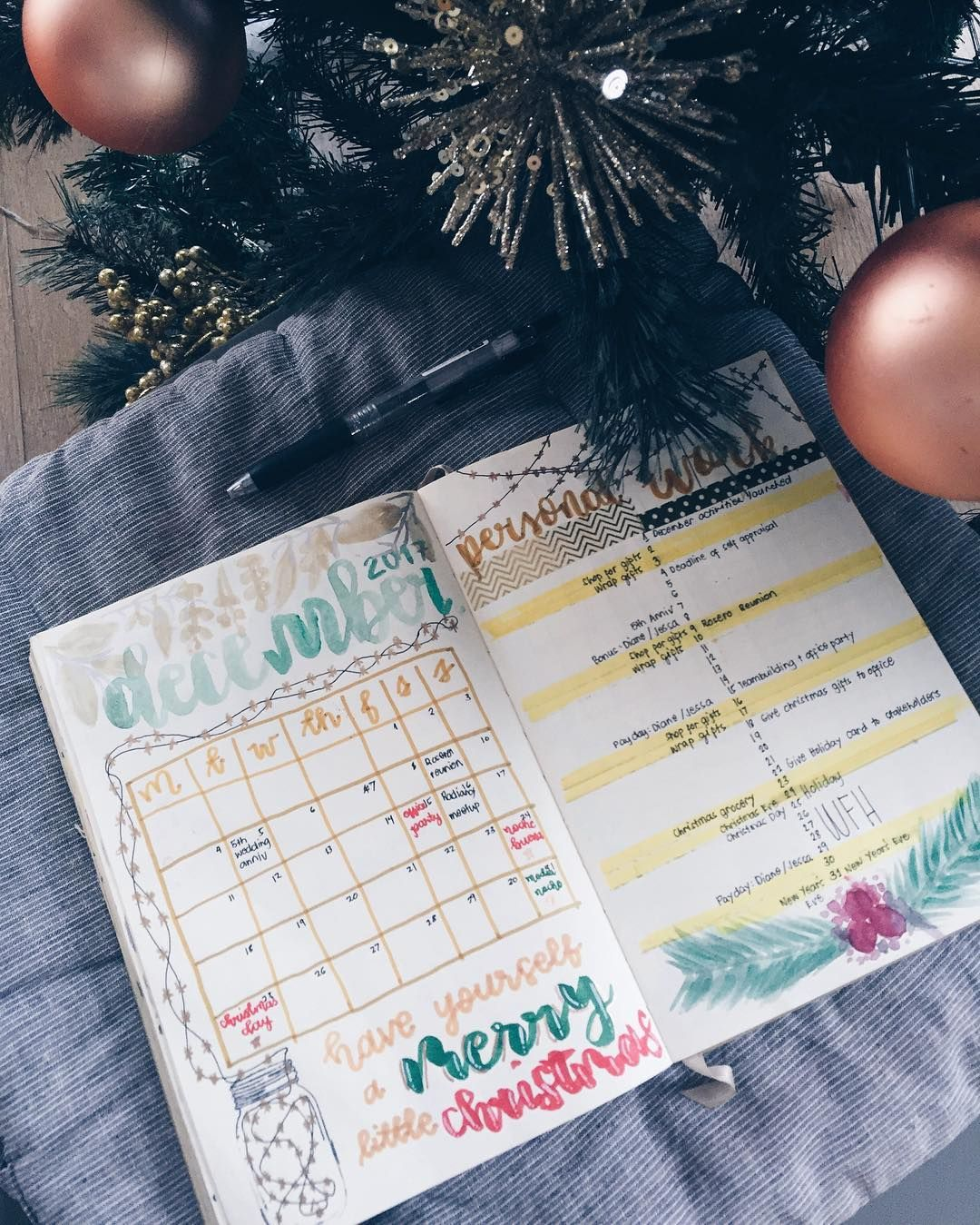 Wedding decorations list september 2018 berrymixbujo  Bullet JournalBujo  Pinterest  Bullet Journal and