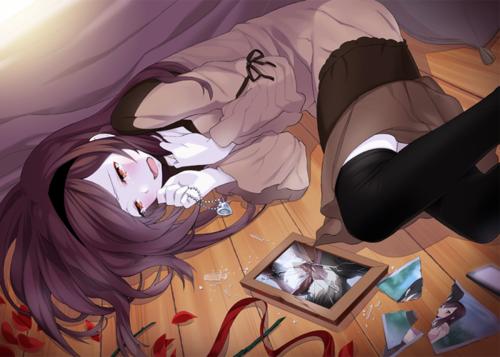 Anime Couples Breaking Up Tumblr anime+break+up | Anime...